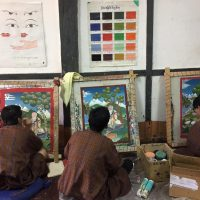 Painting School Thimphu