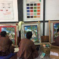 Painting School Thimphu