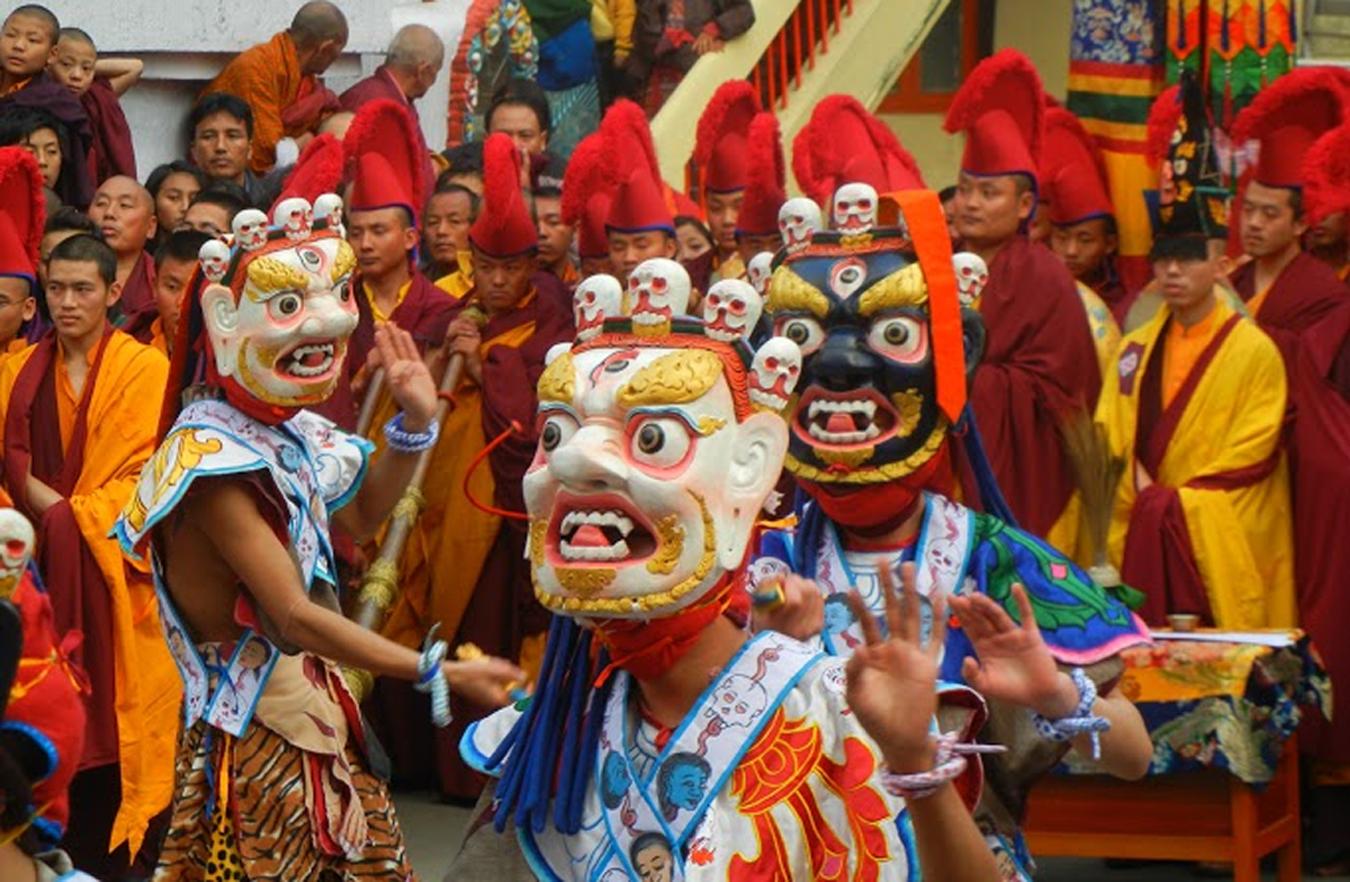 Sikkim Festival Tour