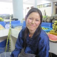 Weekend Market Thimphu