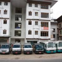 Thimphu Office June 2015