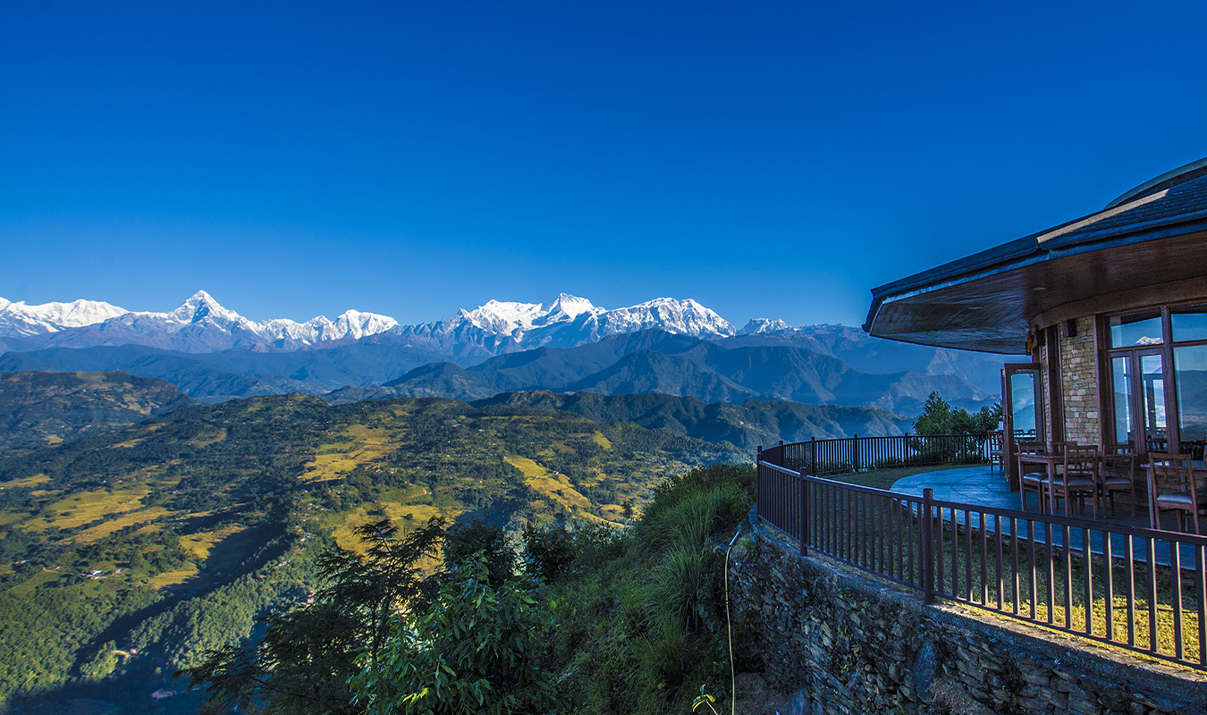 Annapurna Panorama Trek with Annapurna Base Camp