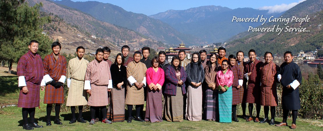 Wind Horse Thimphu Team Dec 2014