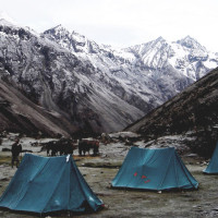 jumolhari_base_camp