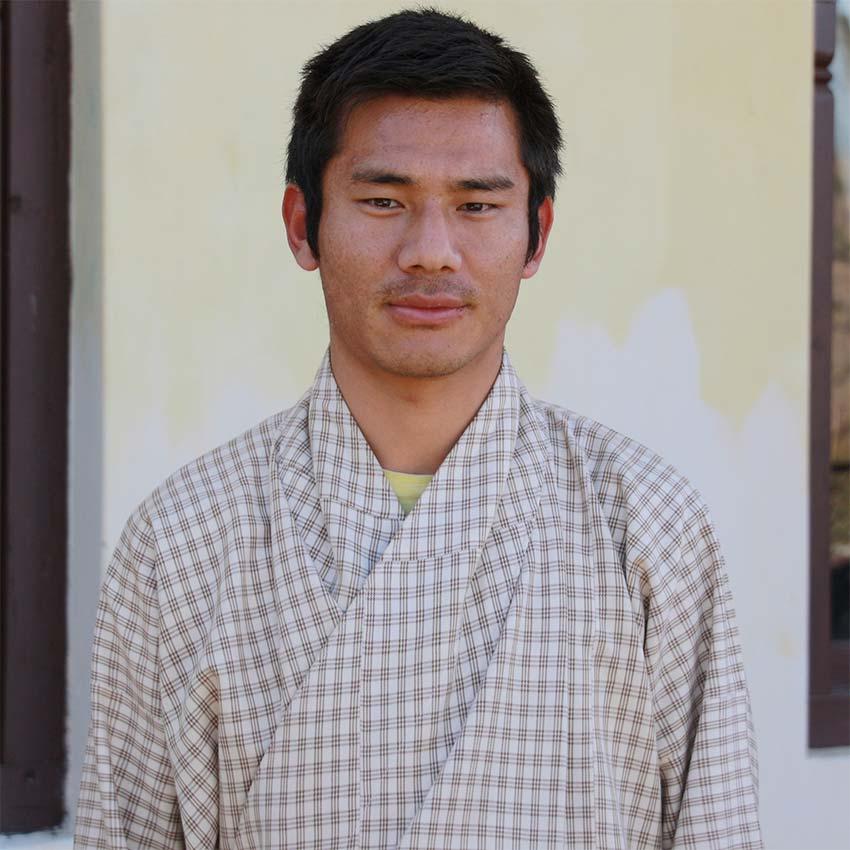 Kinley Tenzin