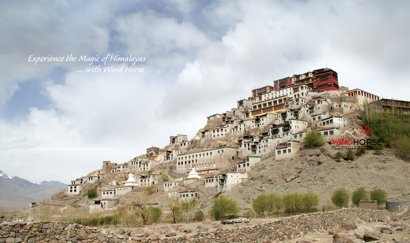 Introduction to Ladakh – 4 Days