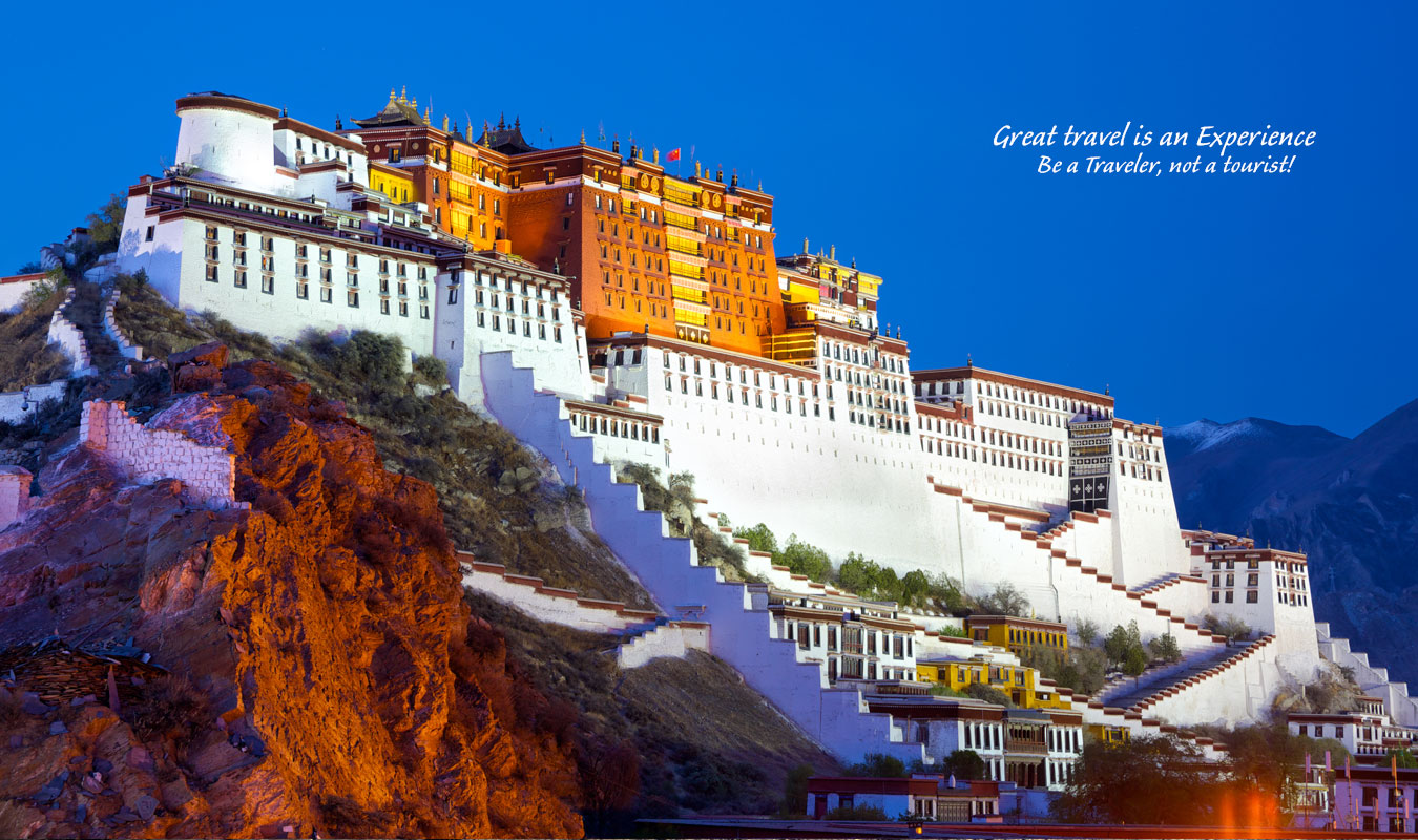 Cultural Heart of Tibet Tour