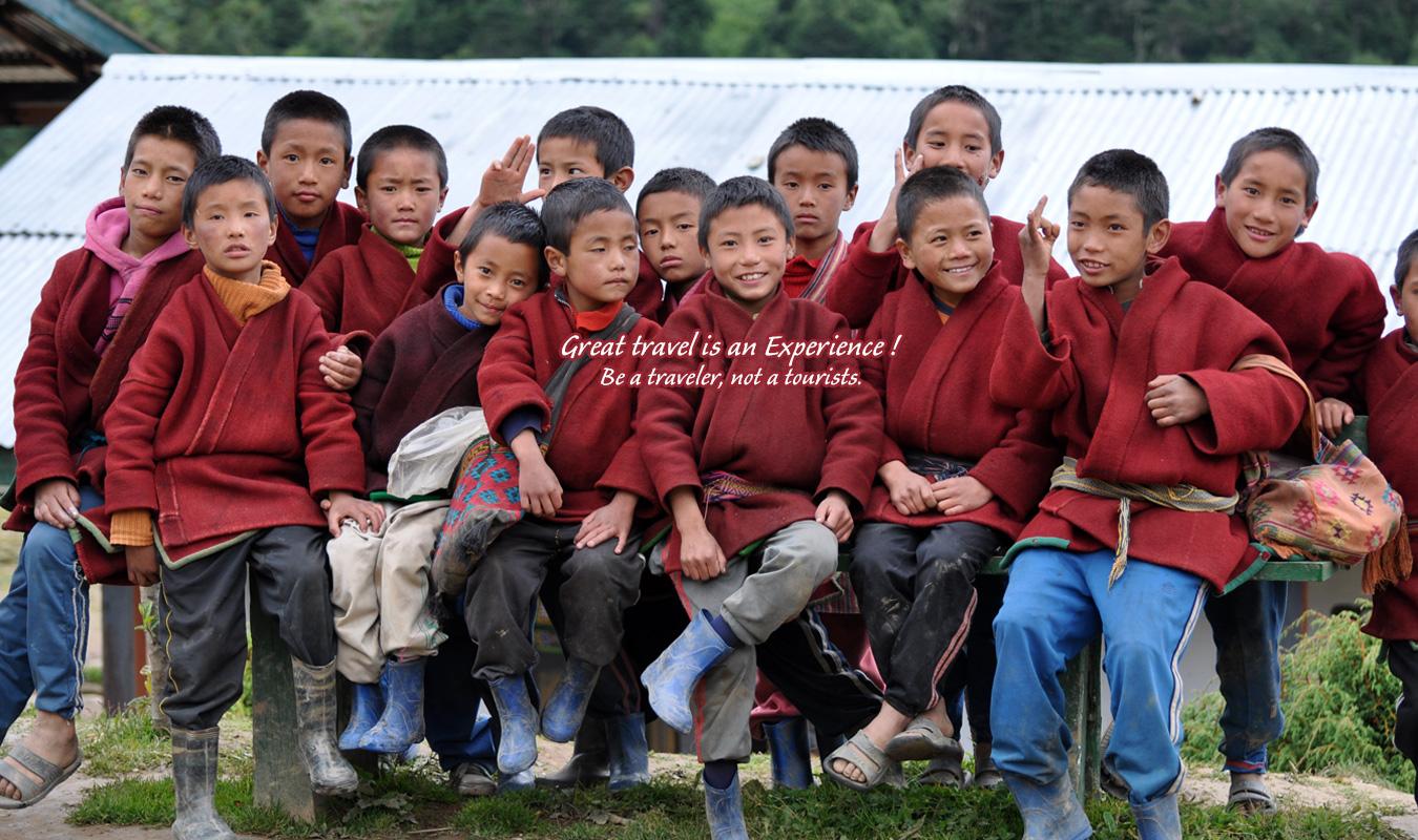 Merak  Sakten Bhutan Trek