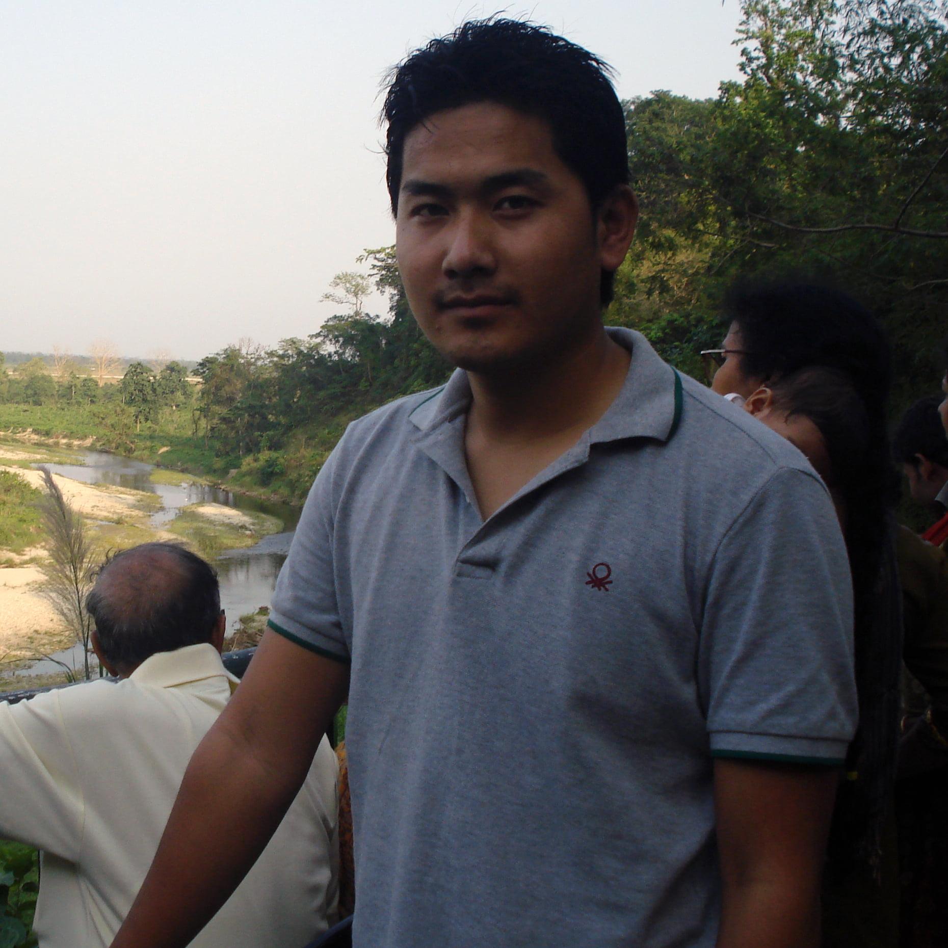 Sonam Tshering Bhutia