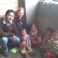 Host Sonam Tshering