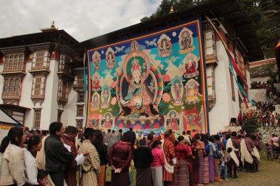 Bhutan Festival & Sikkim Tour