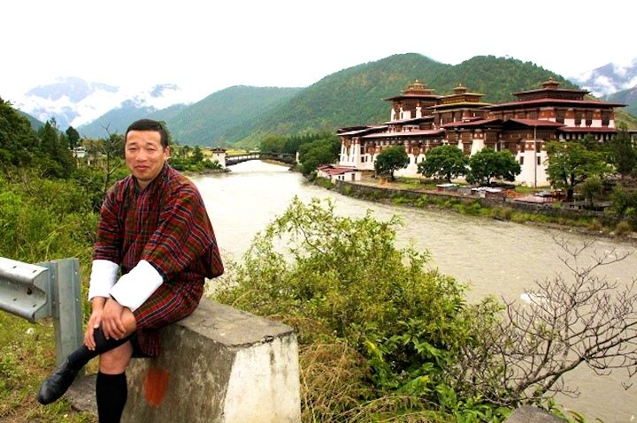 Kinga Dechen - operational head of trekking in Bhutan