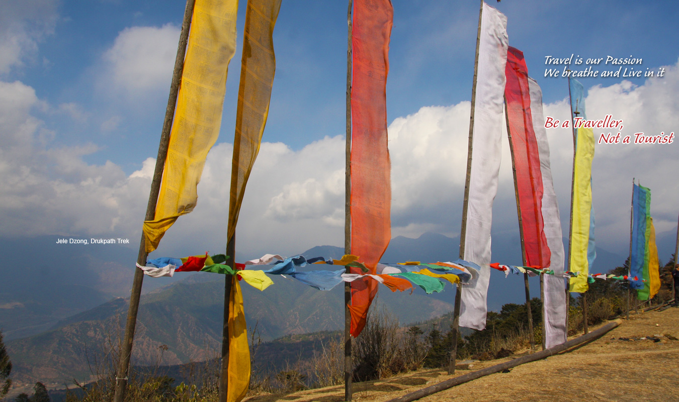 Druk Path Trek Bhutan