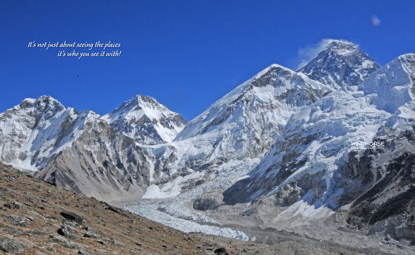 Nepal Everest Base Camp & Kalapatthar Trek