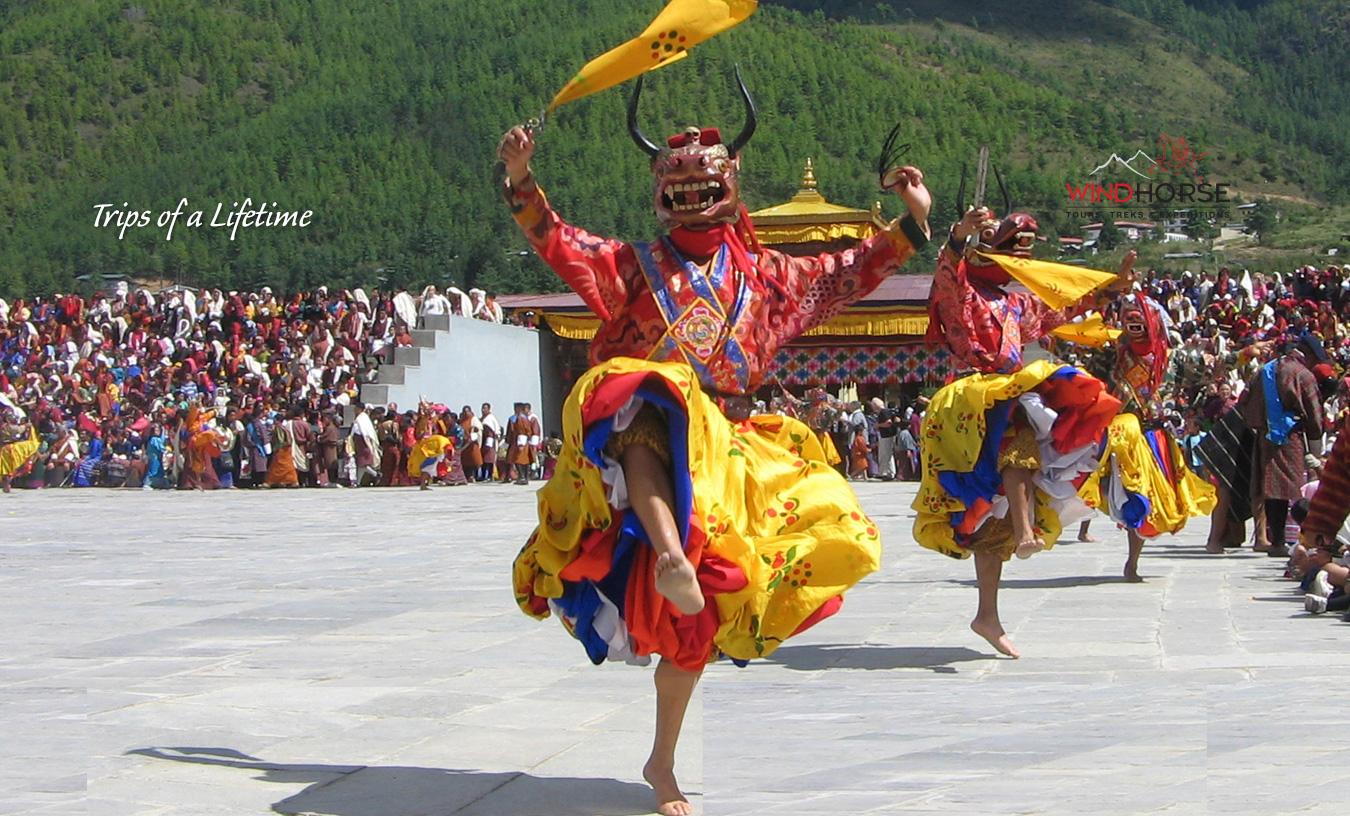 Stopover Bhutan