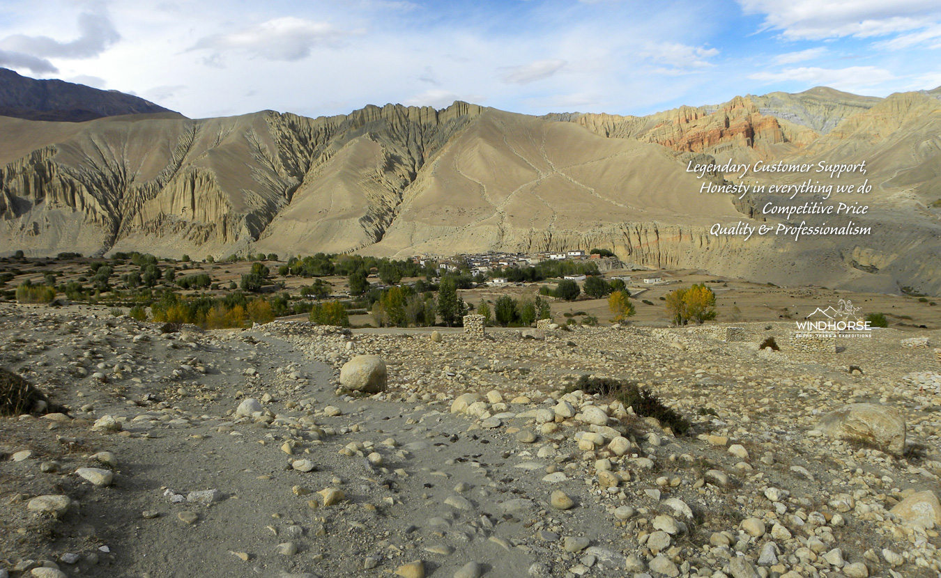 Forbidden Kingdom of Upper Mustang Trek