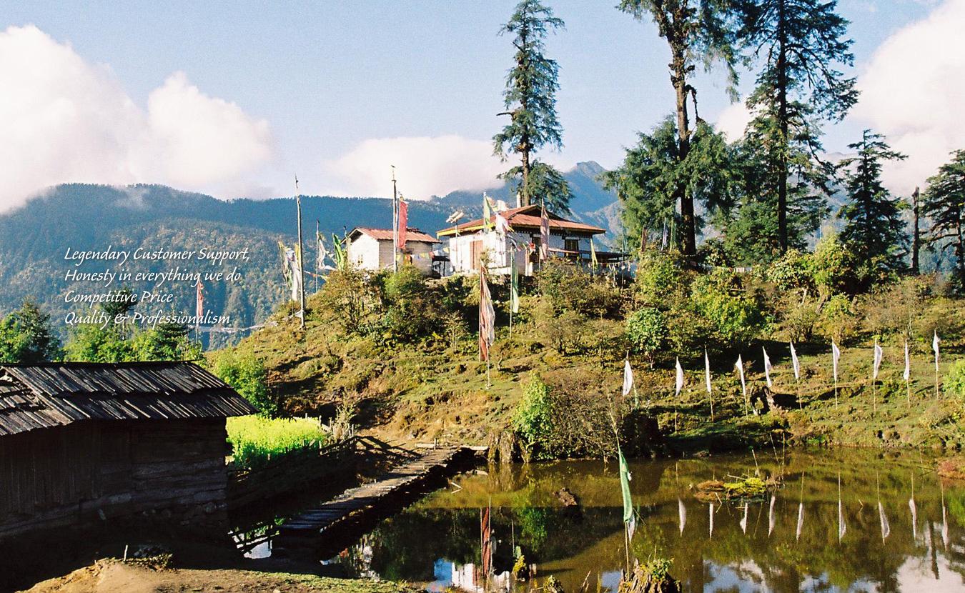 Darjeeling Sikkim & Bhutan Tour