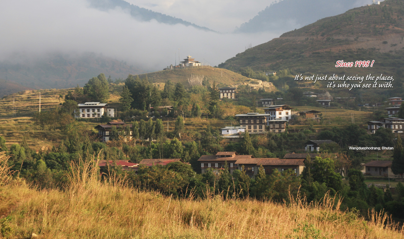 Village Tour of Western Bhutan