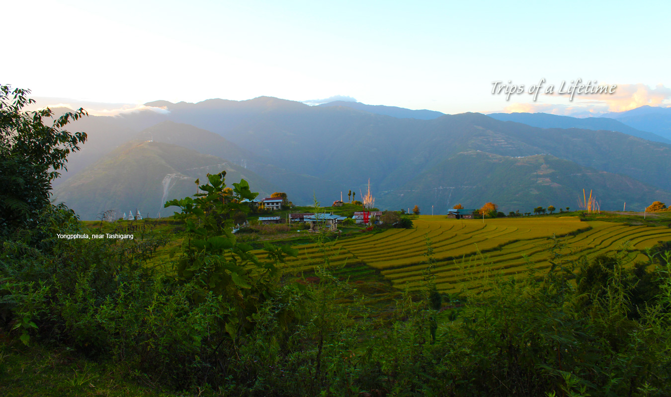 Bhutan Traverse Tour West to East or East to West