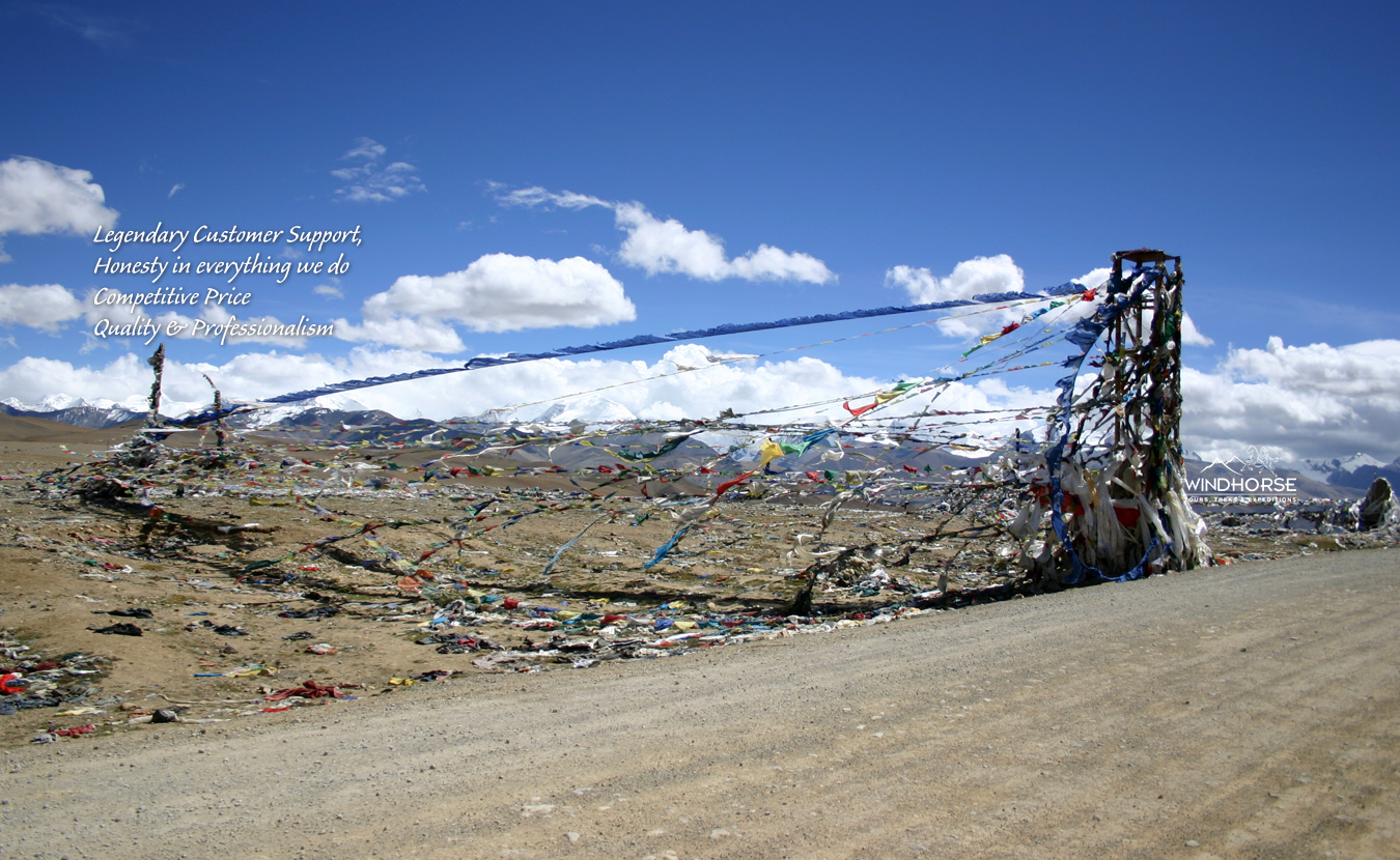 Everest Base Camp Trek (Tibet)