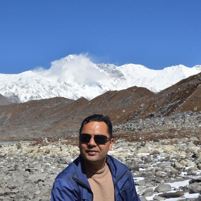 Mahendra Raj Bhusal