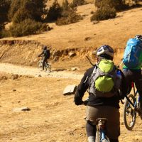 Off road biking in Phobika region.