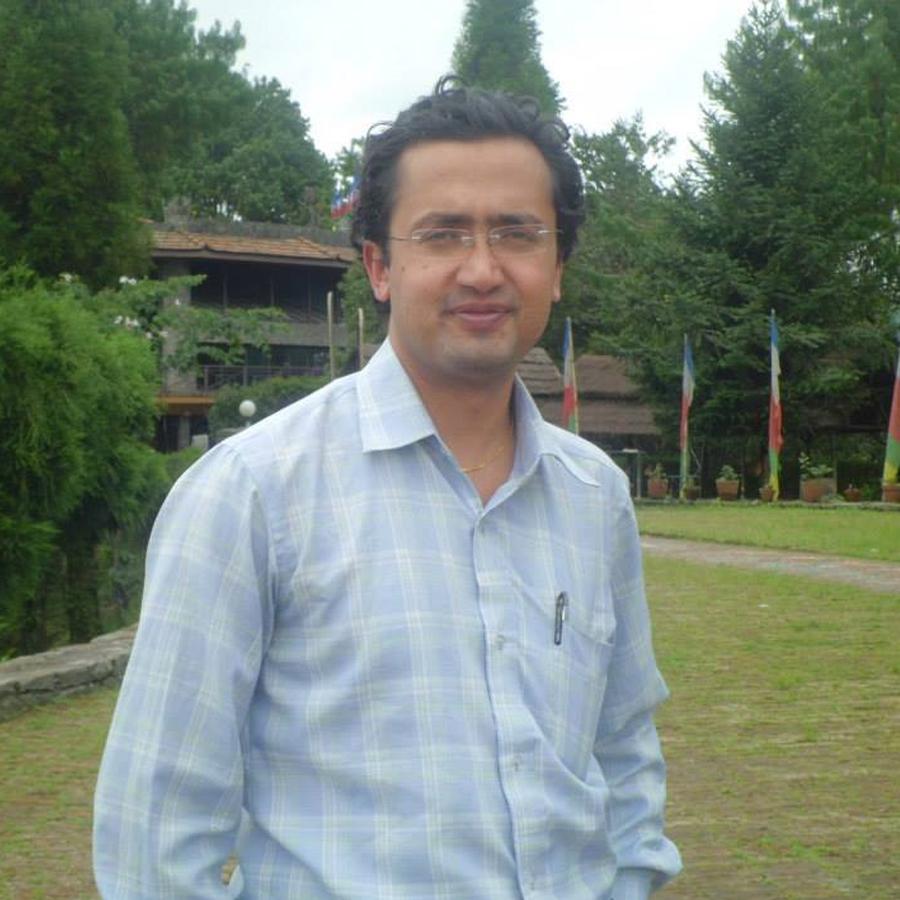 Sushil Nepal