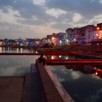 Pushkar Ghats Rajasthan