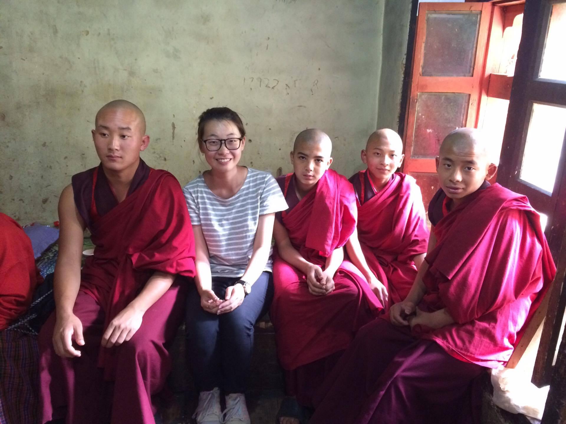 Bhutan Tour, June 2016