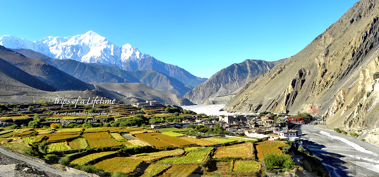 Jomsom Kagbeni Trek via Poon Hill