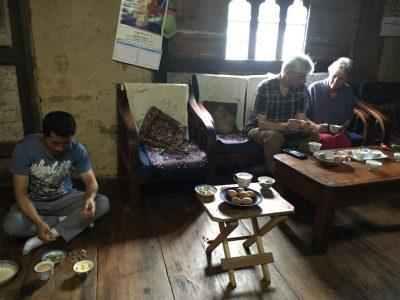 Customised Bhutan Tour (June 5 -22, 2016)