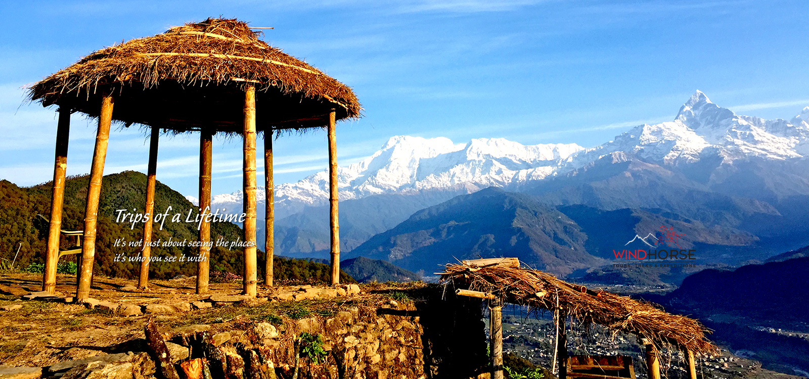 Hilltops & Village Tour of Nepal