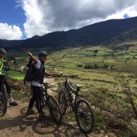 Customised Mountain biking with active Adventure