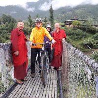 Customised Mountain biking with active Adventure