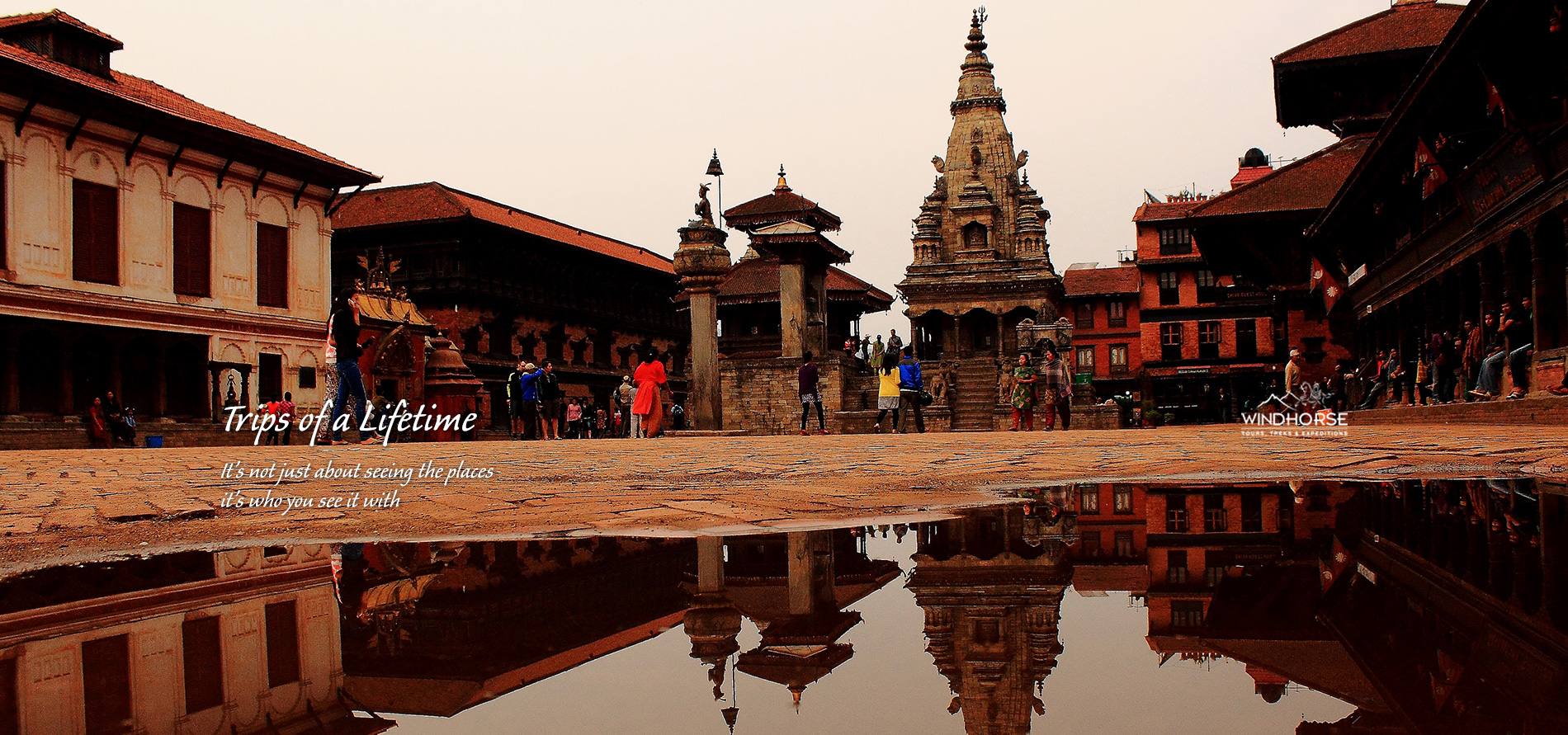 Glimpses of Nepal