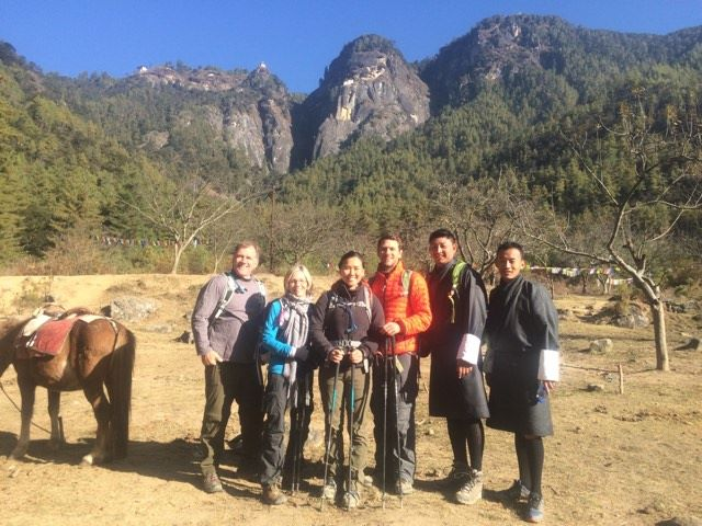 Bhutan Tour & short Trek