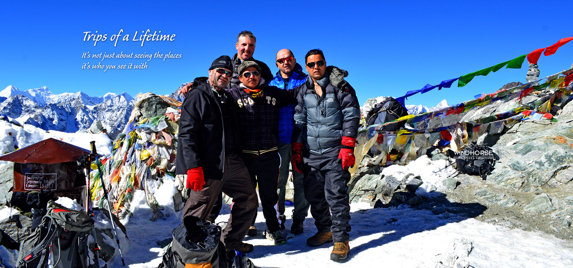 Everest Base Camp with Gokyo Lakes