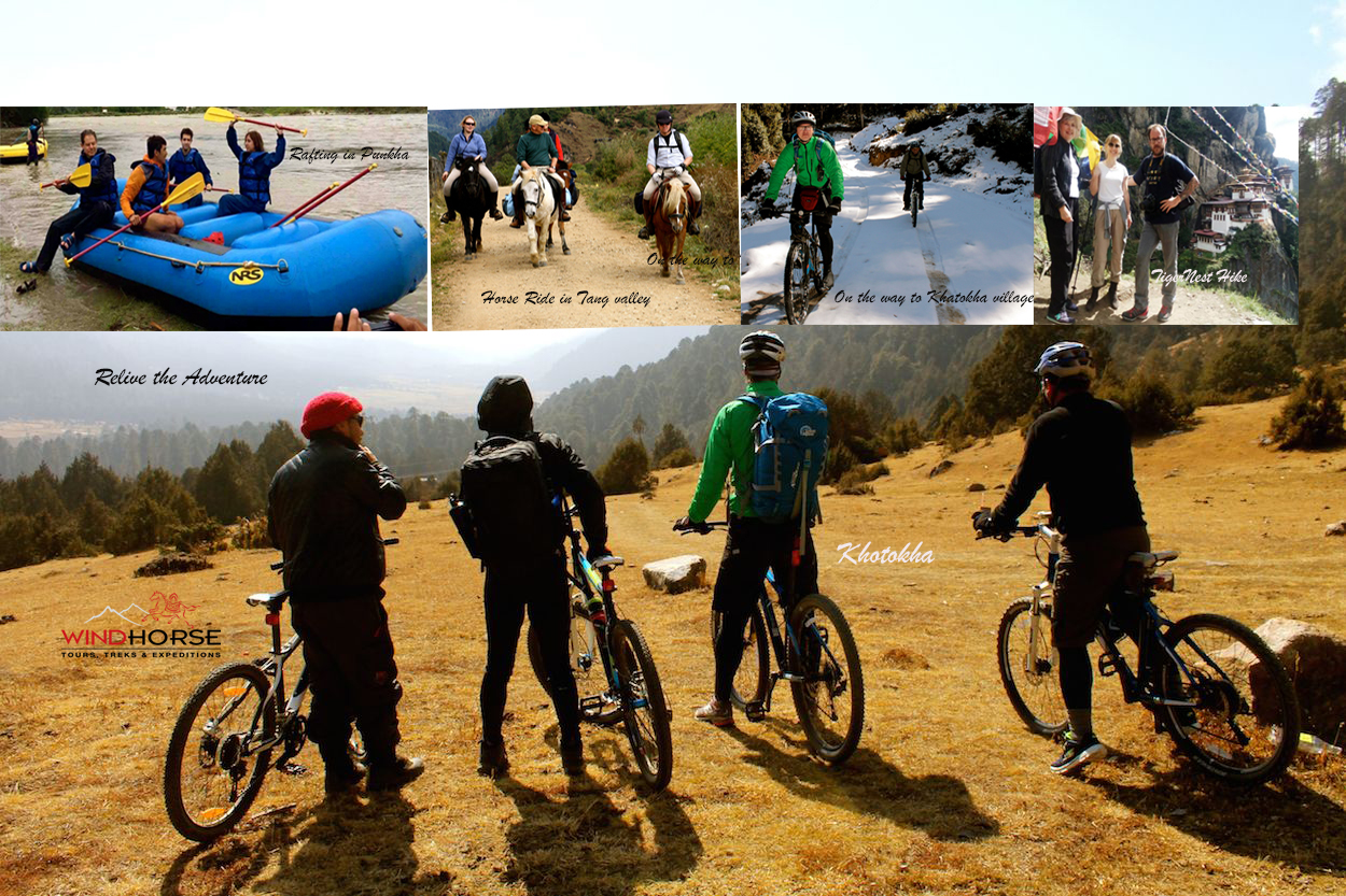 Bhutan Multi Activity Adventure