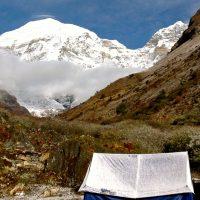 Chomolhari -Lingshi Barshong Thimphu trek