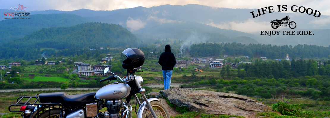 Motorcycle Tours in Bhutan