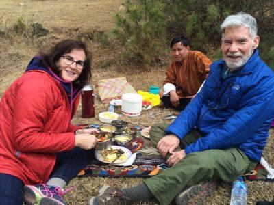 Rhododendron & Walking Tour
