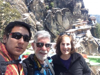 Rhododendron & Walking Tour