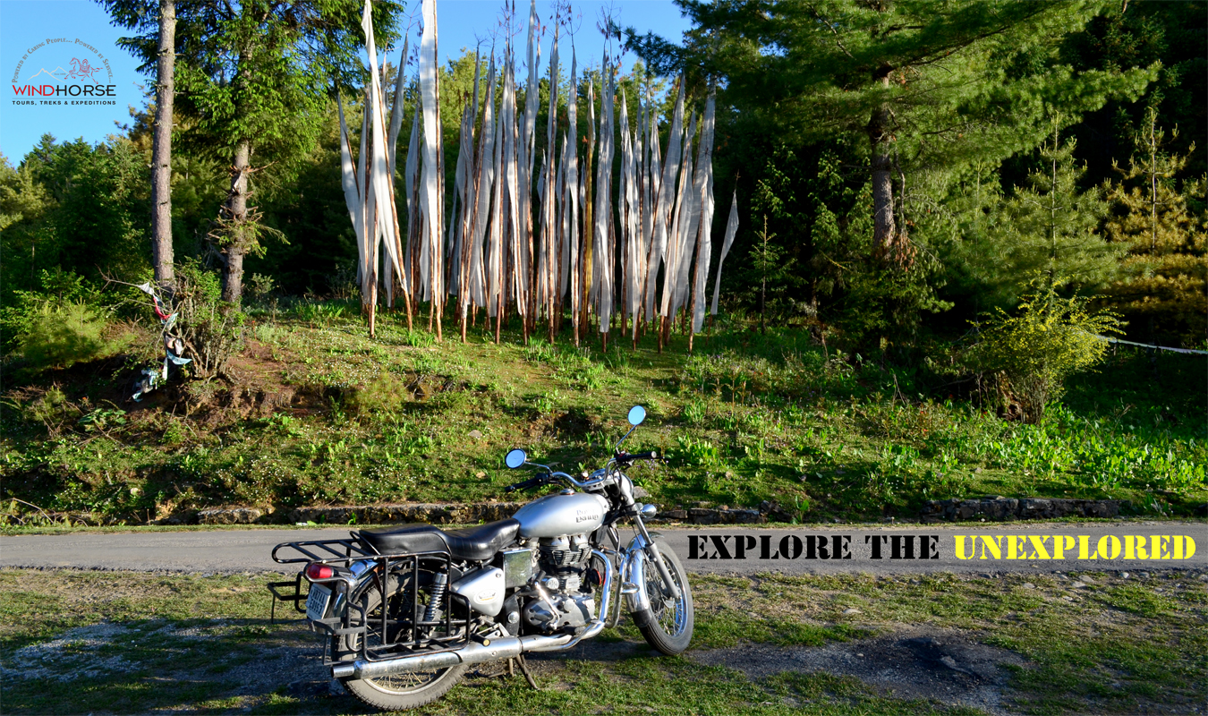 Motorbiking Tour in Bhutan – The Land of Thunder Dragon