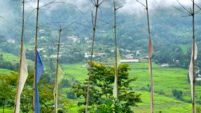 Village walking tour of Sikkim