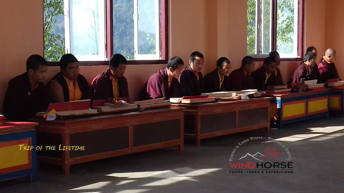 Sikkim and Darjeeling Monastic Tour