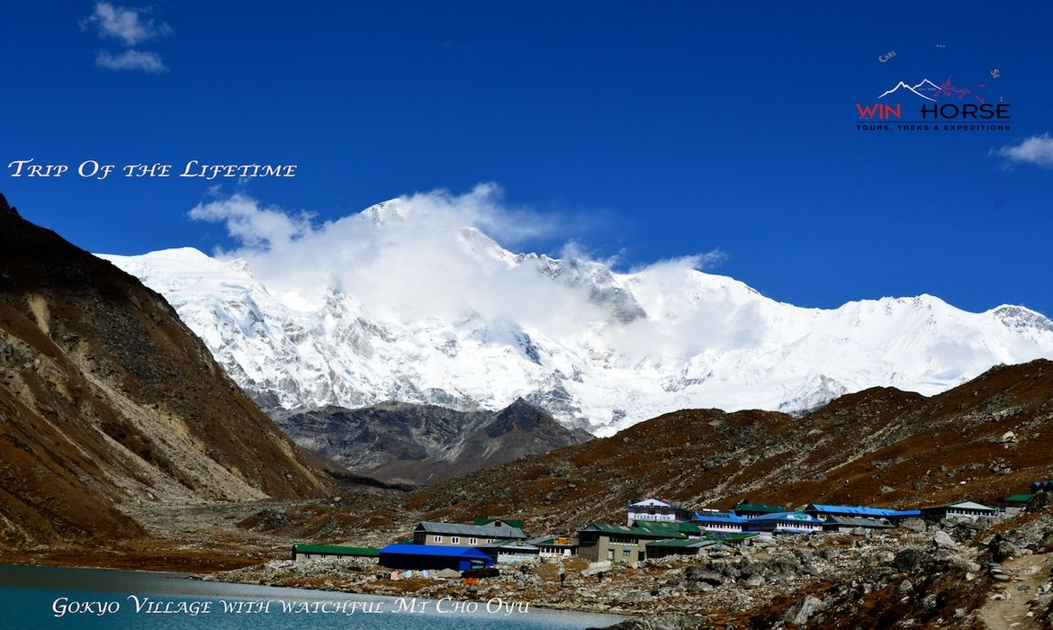Three High Passes Trek with Everest Base Camp
