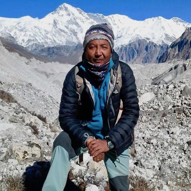 Pasang Wangchu Sherpa